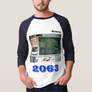 Teacher's Numbered Sports Jersey T-Shirt