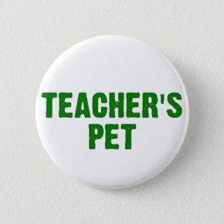 Teacher's Pet 6 Cm Round Badge