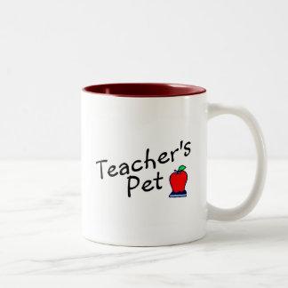 Teachers Pet Apple Mug
