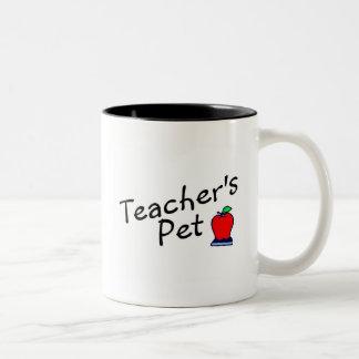 Teachers Pet Apple Mugs