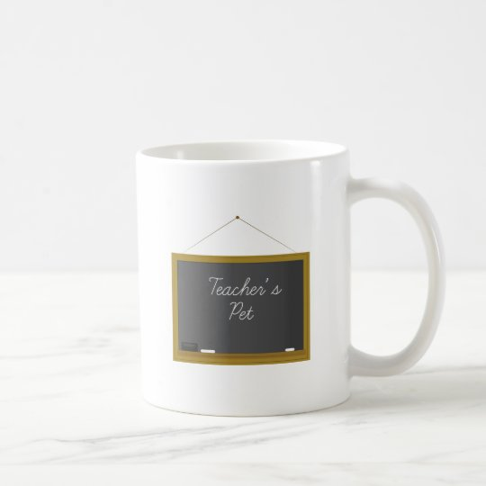 Teacher's Pet Coffee Mug