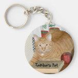 Teacher's Pet Key Chain