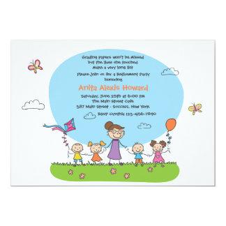 Teacher's Retirement Party Invitation