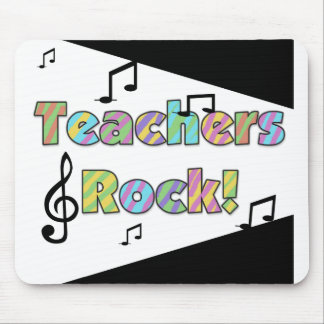 Teachers Rock Mouse Mat