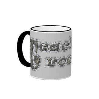 Teachers Rock Mugs
