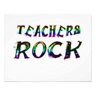 TEACHERS ROCK WITH COLOR INVITE