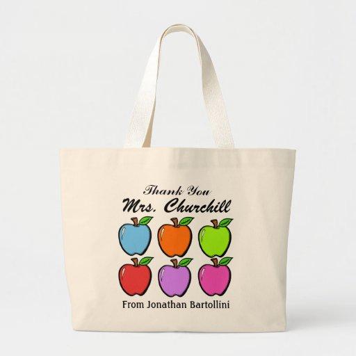 Teachers' Totes -  SRF Canvas Bag