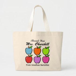 Teachers' Totes -  SRF Jumbo Tote Bag