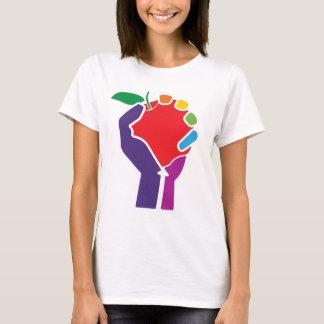 Teachers United Rainbow T-Shirt