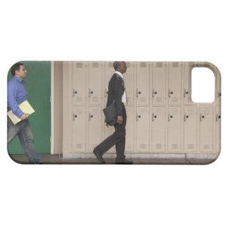 Teachers walking in school corridor case for the iPhone 5