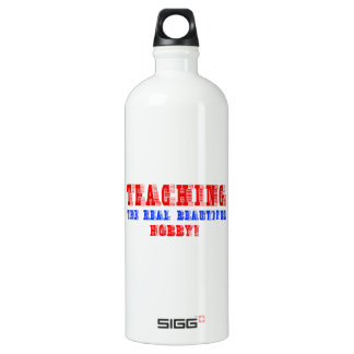 teachine design SIGG traveller 1.0L water bottle