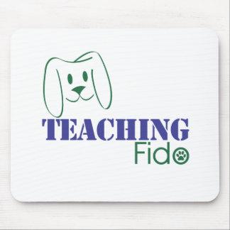 Teaching Fido Logo Wear Mouse Pad