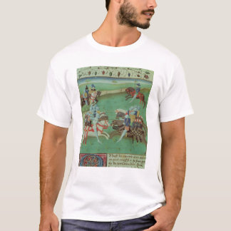 Teaching Knights to Joust T-Shirt