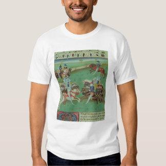 Teaching Knights to Joust Tee Shirt