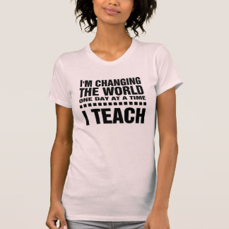 Teaching Quote | Typography design T-Shirts