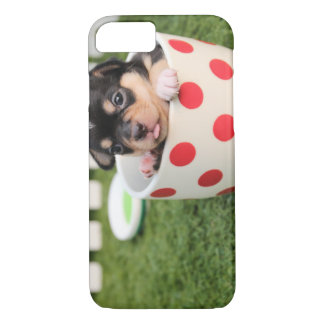 Teacup Chihuahua Puppy iPhone 8/7 Case