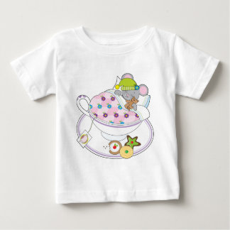 Teacup Mouse Baby T-Shirt