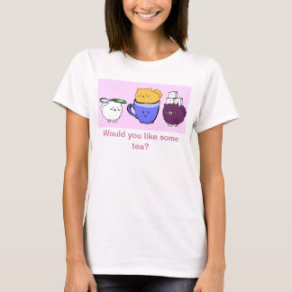 Teacup Poms T-Shirt