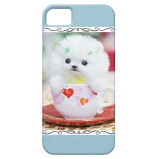 Teacup Puppy Case #1 iPhone 5 Covers