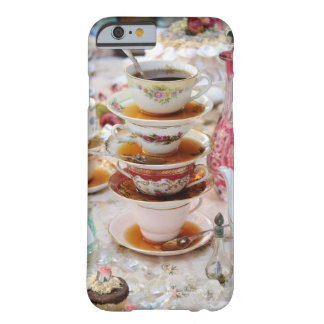 Teacups at a Party Barely There iPhone 6 Case