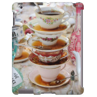 Teacups at a Party iPad Case