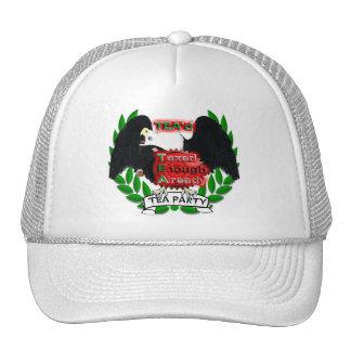 TEA'd Trucker Hat