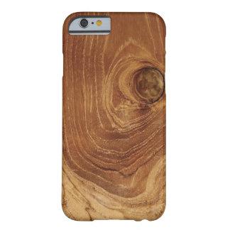 Teak Rustic Wood Grain Photo iPhone 6 case