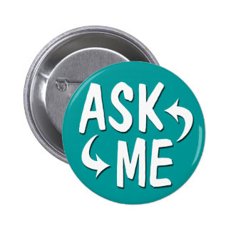 Teal Ask Me Button