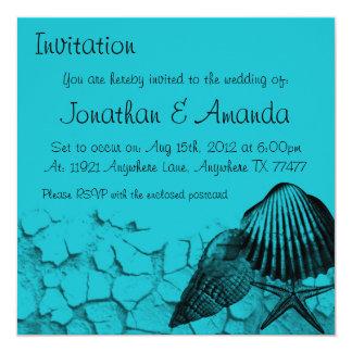Teal Beach Invite