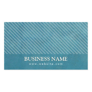Teal Blue Apps developer Business Card