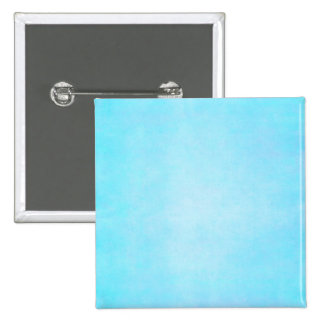 Teal Blue Light Watercolor Template Blank 15 Cm Square Badge