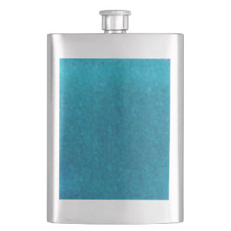 Teal Blue Watercolor Aqua Water Color Background Flasks