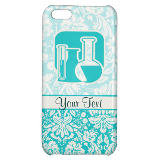 Teal Chemistry Cover For iPhone 5C