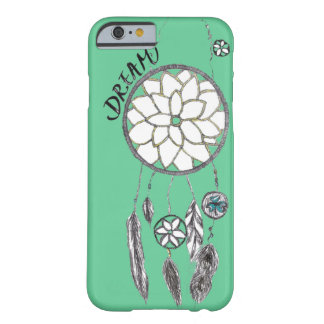 Teal DreamCatcher iPhone 6 case