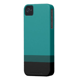 Teal Fade To Black Case