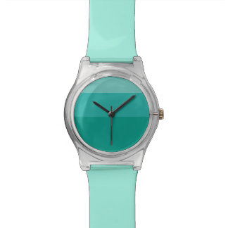 Teal Gradient May28th Watch