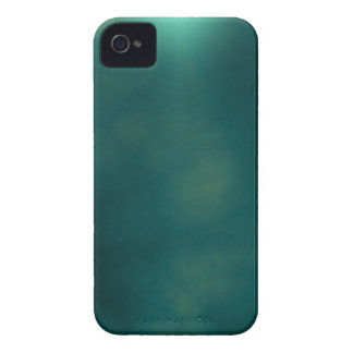 Teal Green blackberry Case