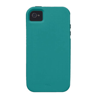 Teal Green iPhone 4 Cover