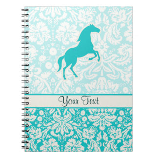 Teal Horse Notebooks