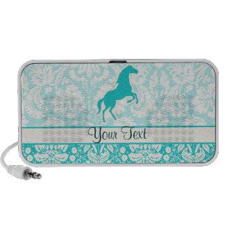 Teal Horse Travelling Speaker