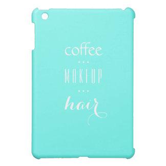 Teal iPad Mini Case