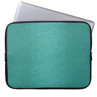 Teal Laptop Sleeve