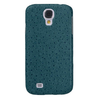 Teal Leather Pattern Speck Case iPhone 3G/3GS Galaxy S4 Cover