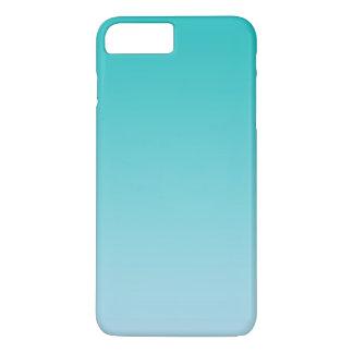 Teal Ombre iPhone 8 Plus/7 Plus Case