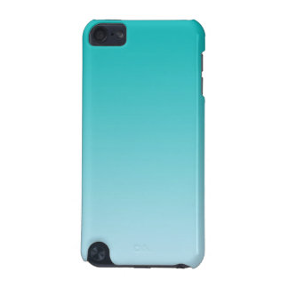 Teal Ombre iPod Touch (5th Generation) Cover