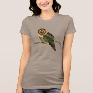 Teal Owl T-shirt