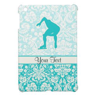 Teal Speed Skater Case For The iPad Mini