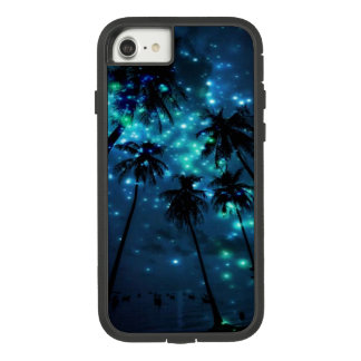 Teal Tropical Paradise iPhone 7 Phone Case