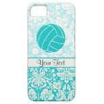 Teal Volleyball Barely There iPhone 5 Case