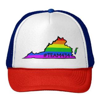 #TEAM434 - RAINBOW CAP